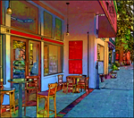palo alto cafe photo