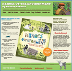 heroes of the environment website